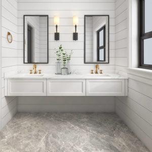 Modern Bathroom Vanity Kitchen Cabinet Factory