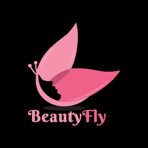 feminine logo design beauty