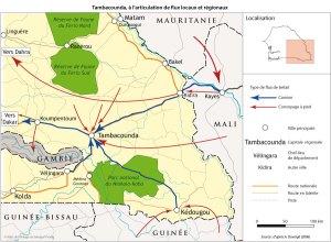Tambacounda, à l'articulation de flux locaux et régionaux