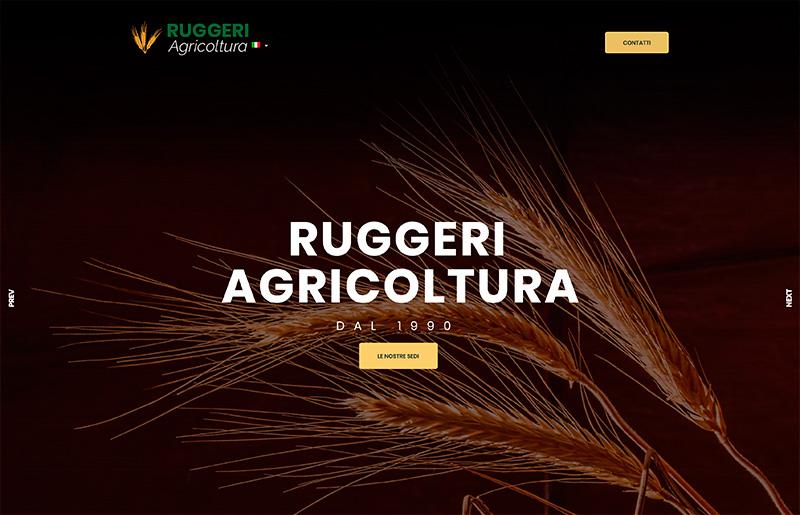 creazione sito web agricoltura