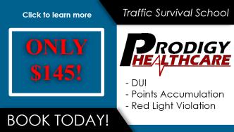Prodigy Traffic Survival School