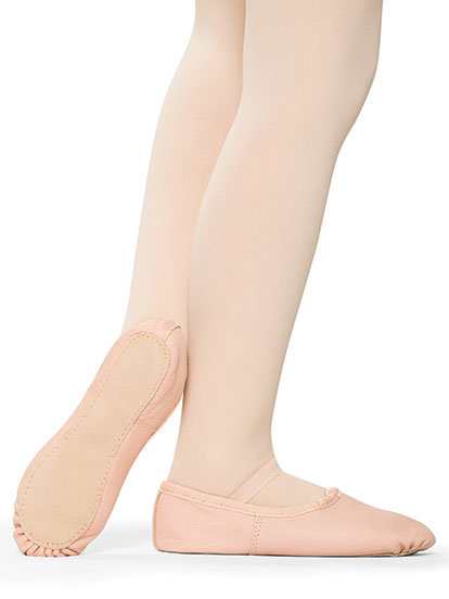 Full Sole Ballet Shoe - Prima Pink
