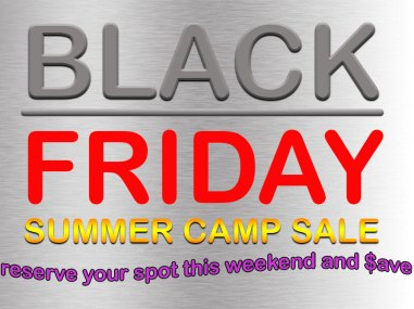 Summer Camp Black Friday Page 2