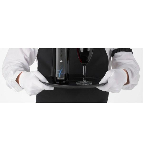 Lightweight White Cotton Gloves