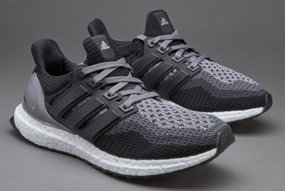 adidas Ultra Boost  Womens Shoes  Grey  Core Black