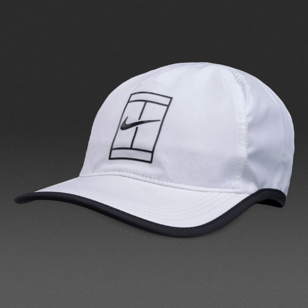 Nike Unisex Aerobill Featherlight Cap Court - Tennis Caps