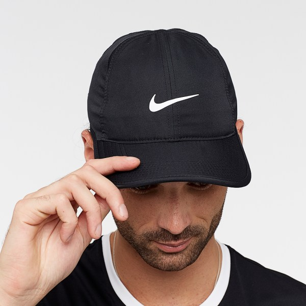 Nike Featherlight Cap - Accessories Black White