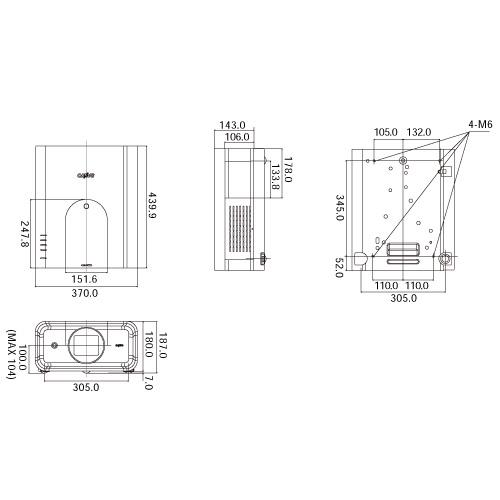 Sanyo PLC-XP100L. Купить Sanyo PLC-XP100L по низкой цене