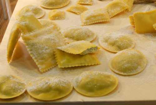 ricetta tortelli verdi emiliani