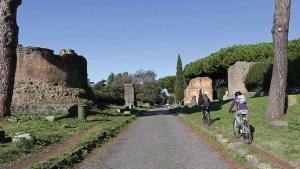 Percorso ciclabile Appia Antica