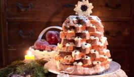 Dolci tipici italiani delle feste di Natale e Capodanno