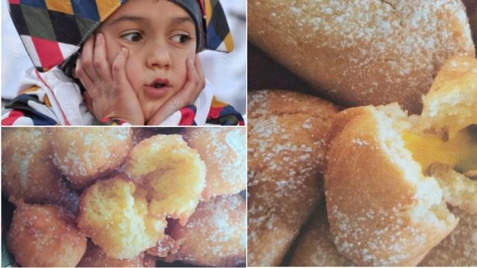 frittelle dolci di Carnevale: tutte le ricette