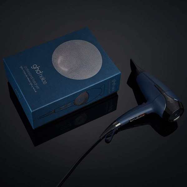 GHD Helios Blue Professional Hairdryer - Asciugacapelli Phon Professionale