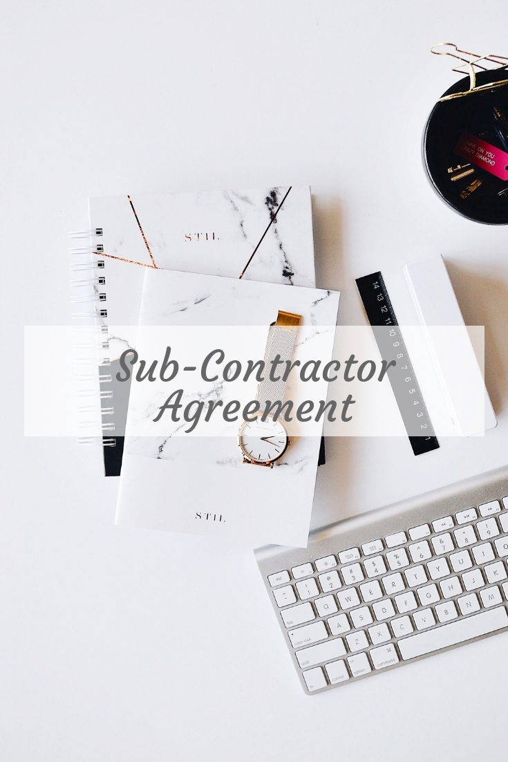 Sub-Contractor Agreement | Doula Training and Certification