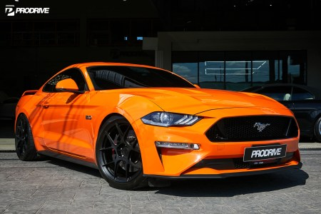Ford Mustang x BC Forged x K&N x REMUS