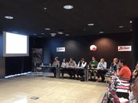 Reunión en Valencia