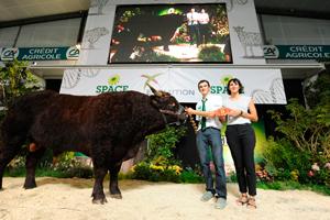 SPACE 2014: un Salón prometedor y positivo para la ganadería