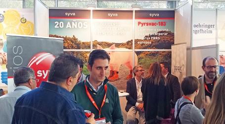 Syva en el XXXVI Simposio de Anaporc y resultados concurso #Syvaselfie