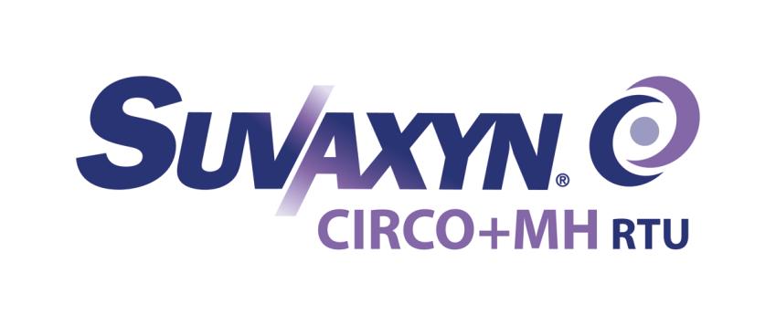 Suvaxyn® Circo+MH RTU protege durante 23 semanas frente a M.hyopneumoniae