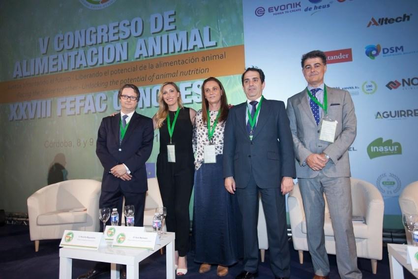 V Congreso de Alimentación Animal y XXVIII Congreso FEFAC
