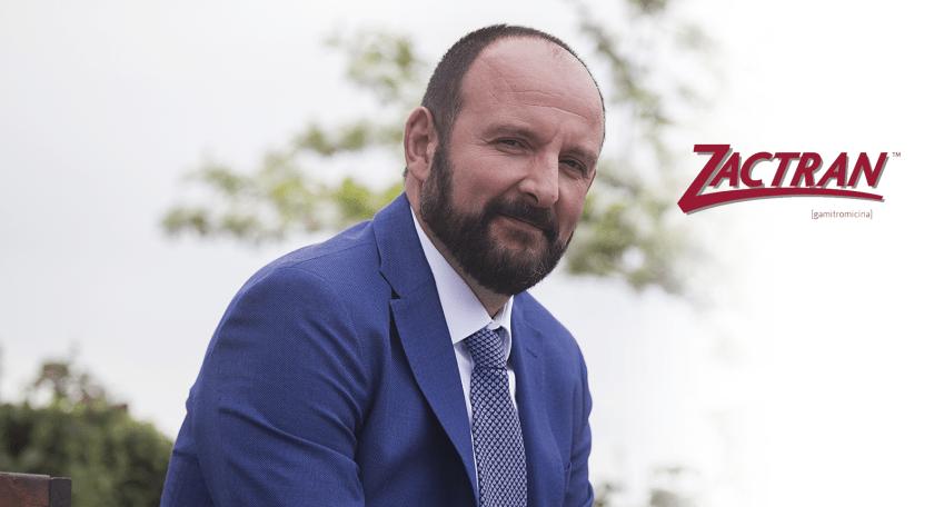 Alfonso Martínez, asesor técnico veterinario para Rumiantes y Équidos de Boehringer Ingelheim, revisa la nueva indicación de Zactran® y analiza sus fortalezas, así como su aportación al sector.