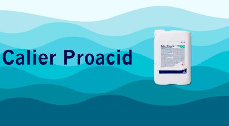 Calier lanza CALIER PROACID, un acidificante para higienizar el agua de bebida y el pienso