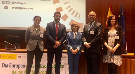 """Veterindustria apoya la """"Jornada del Día Europeo del Uso Prudente de los Antibióticos"""""""