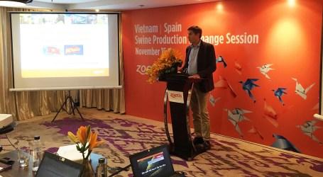 Zoetis acerca la porcinocultura vietnamita y tailandesa a los principales profesionales españoles de porcino