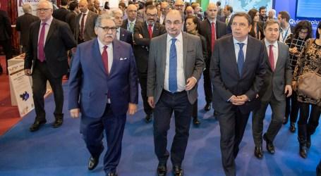 El ministro de Agricultura, Luis Planas, visita FIGAN 2019