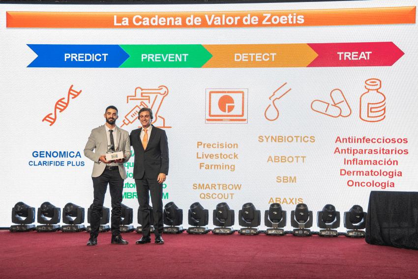 Ya es posible optar al premio Porc d'Or Zoetis a la Innovación 2019