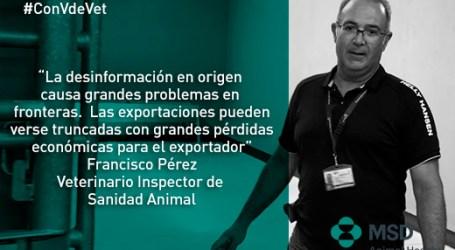 Los veterinarios, un agente clave para garantizar la seguridad alimentaria a través del control de las fronteras