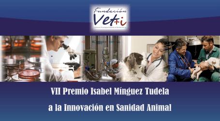 """La Fundación Vet+i convoca la 7ª edición del """"Premio Isabel Mínguez Tudela a la Innovación en Sanidad Animal"""""""