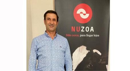 Nueva incorporación al equipo Nuzoa