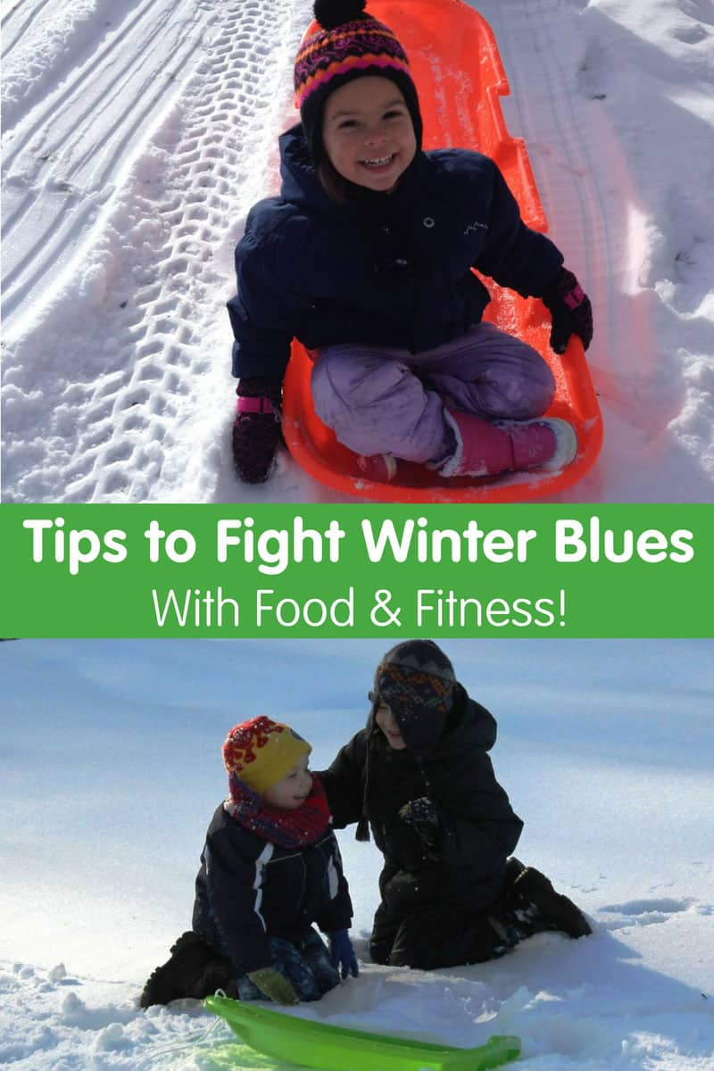 Tips To Fight The Winter Blues With Food Fitness Winter Activities For Kids Produce For Kids