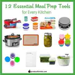 Essential Tools For The Kitchen Buy Sink Blog Archives Produce Kids