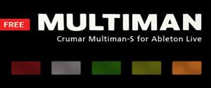 Multiman Ableton Live Pack
