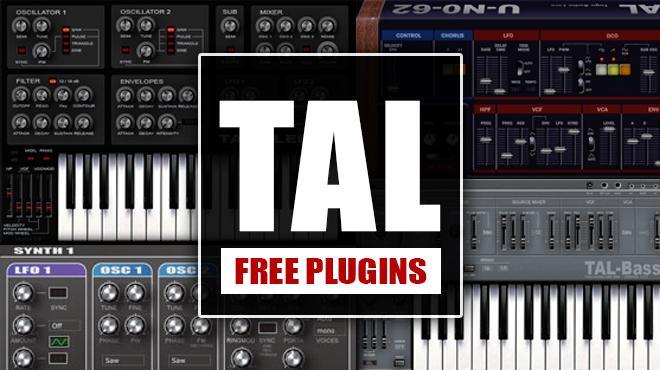 4 free vst synthesizer