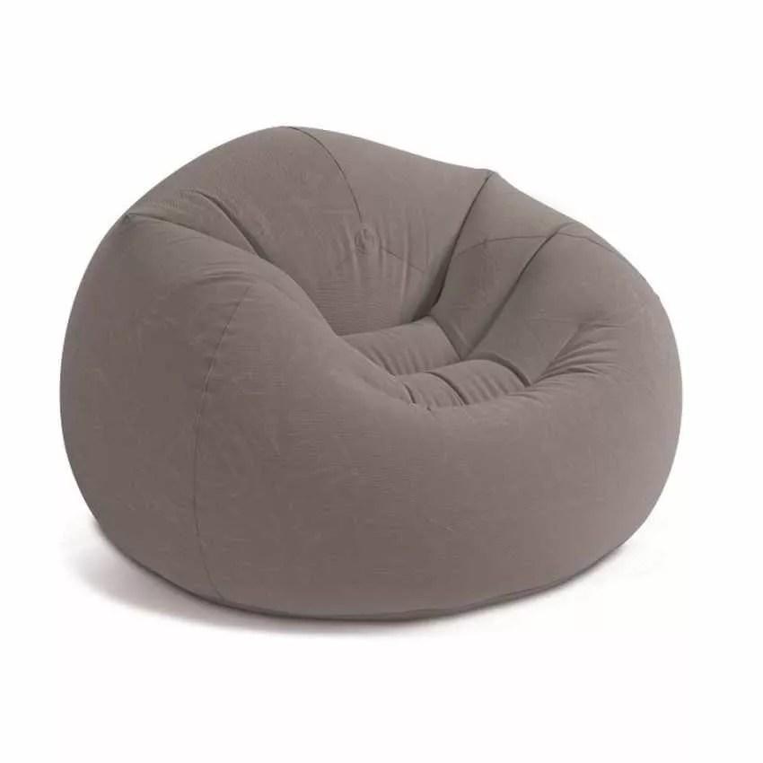 Intex 68579 aufblasbarer Sitzsack Sessel