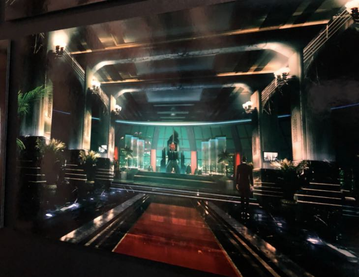 Final Fantasy 7 Remake Gets New 2018 Concept Screenshots