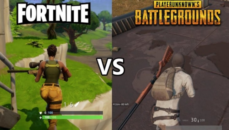 Fortnite To Be Sued By PUBG Developers Over Copyright