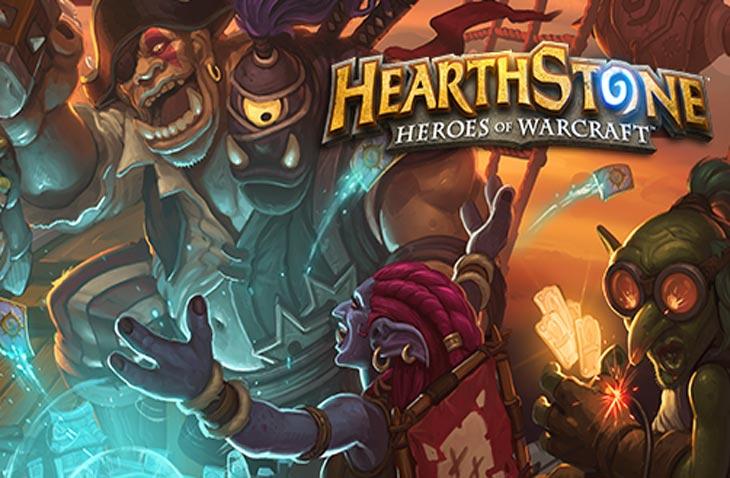 New 2015 Hearthstone Expansion With Pirate Murloc Decks