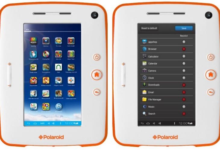 Polaroid Kids Tablet 2 Vs Nabi 2 Price Disparity
