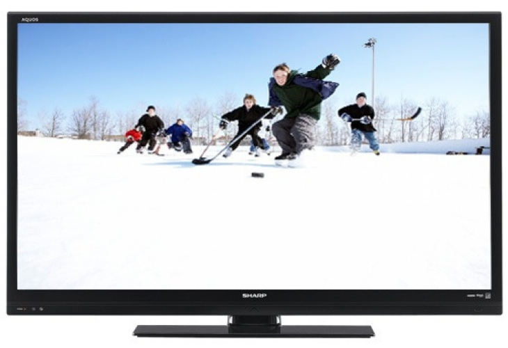Sharp 50LE442U 50inch LED Aquos specs review  Product Reviews Net