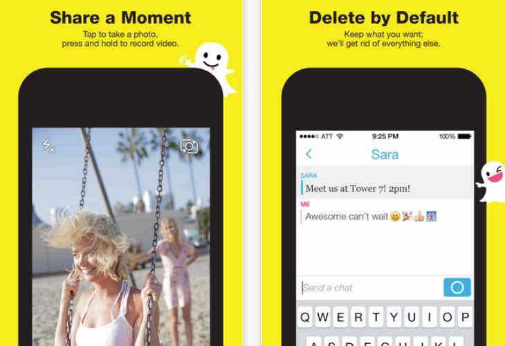 Snapchat IOS Layout Update Contacts Not Lost Product Reviews Net