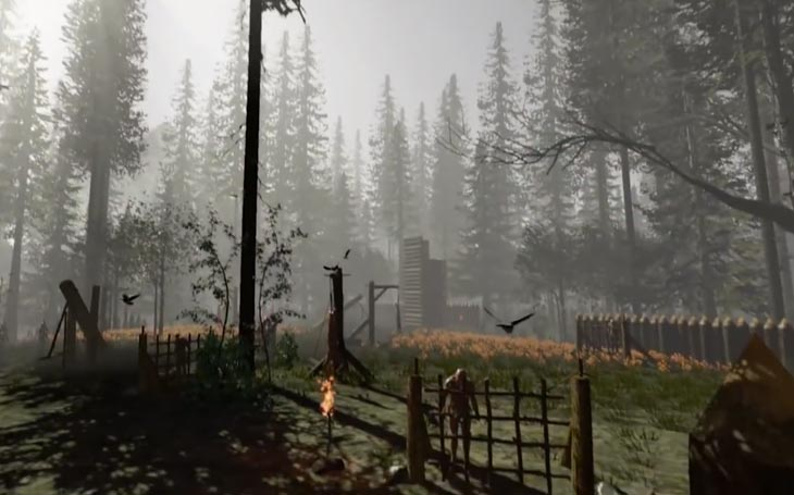 The Forest Changes Steam Early Access Release Date Product Reviews Net