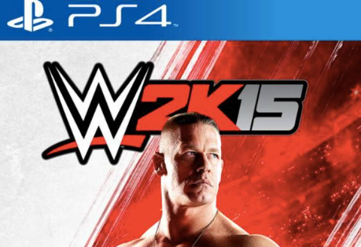 WWE 2K15 John Cena cover after championship  Product