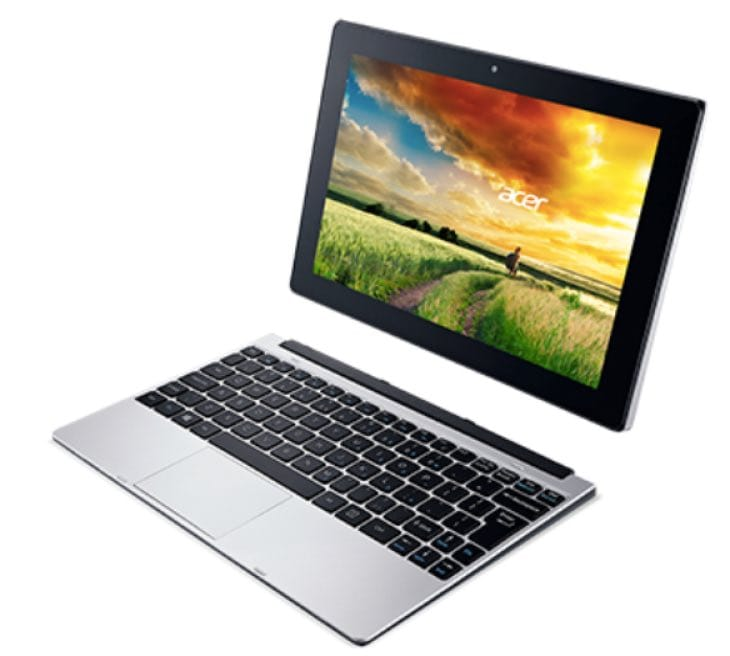 Acer One 10 Windows 2-in-1 tablet with great reviews – Product Reviews Net