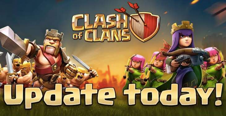 Clash Of Clans May 2017 Boat Patch Notes Product Reviews Net