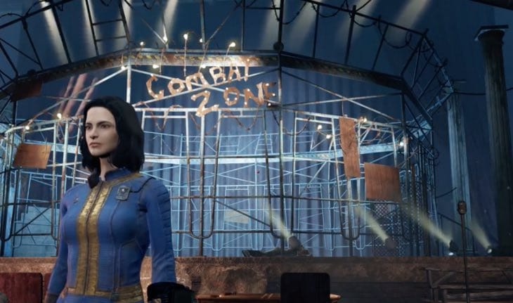 Fallout 4 Combat Zone DLC Rumors This Week Product