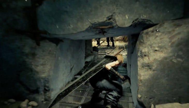 Final Fantasy 7 Remake Trailer Screenshots Gameplay Reaction Product Reviews Net